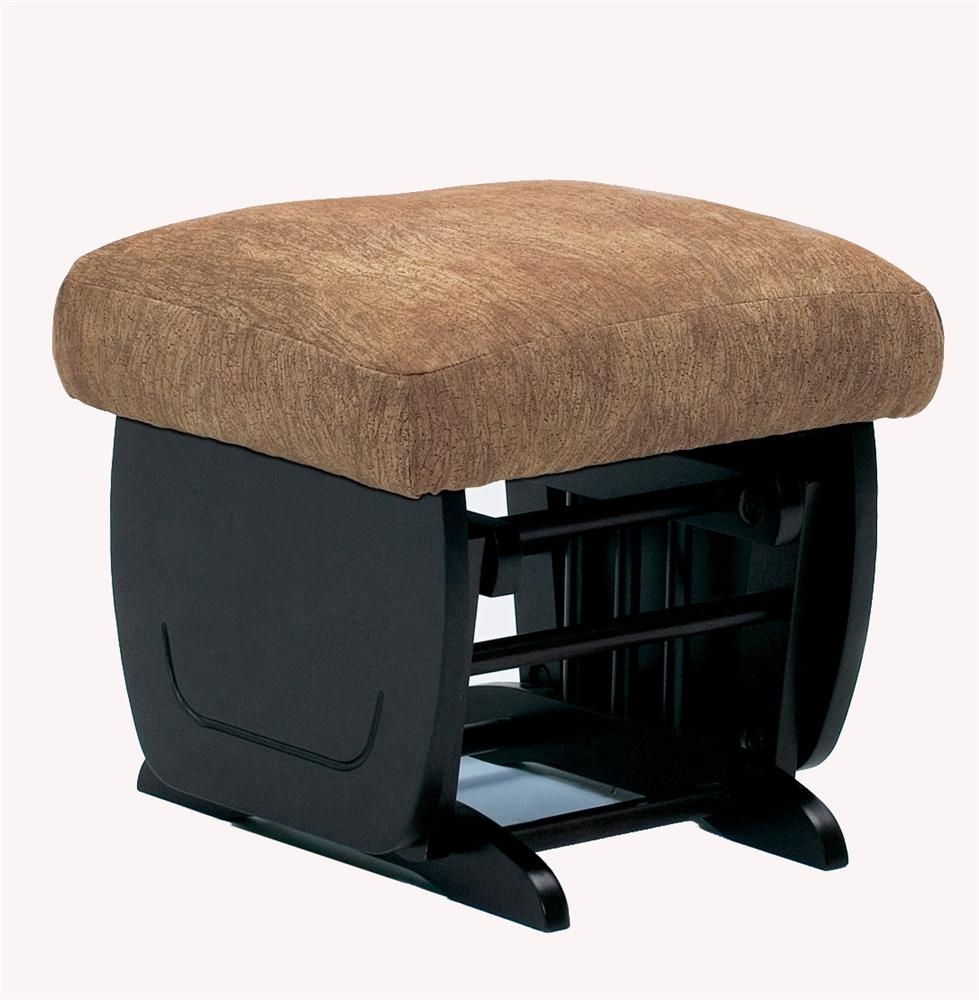 Best Home Furnishings Glider Rockers Glider Ottoman - Item Number: C0017
