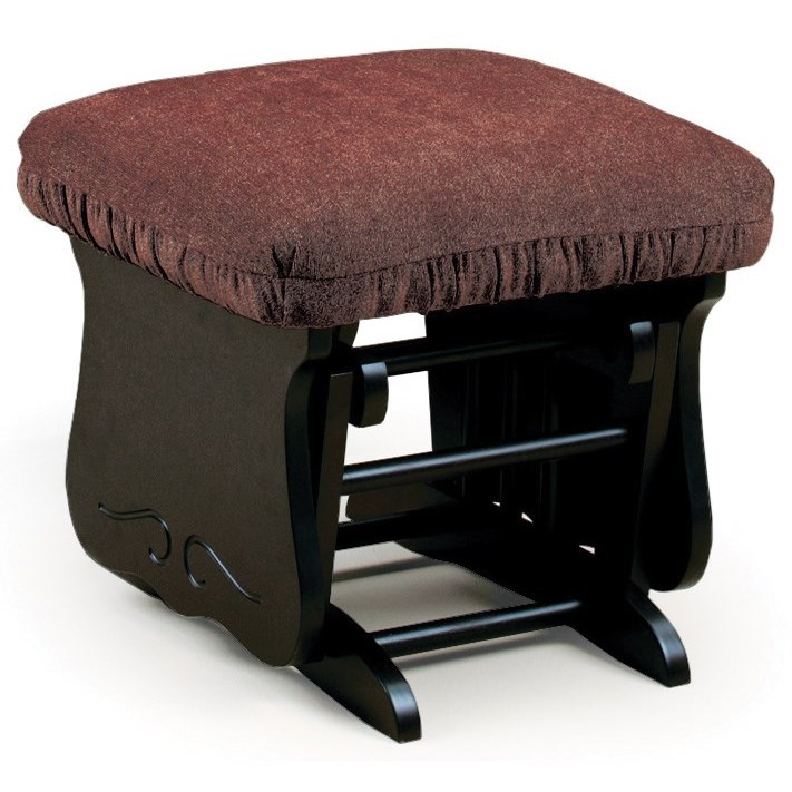 Best Home Furnishings Glider Rockers Glider Ottoman - Item Number: C0090