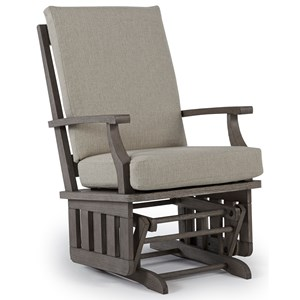 Best Home Furnishings Glider Rockers Glide Rocker