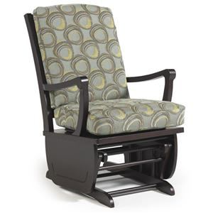 Morris Home Furnishings Glider Rockers Brendan Glider Rocker