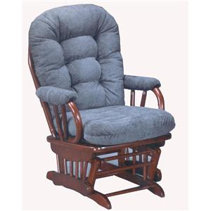 Morris Home Furnishings Glider Rockers Sona Glider Rocker