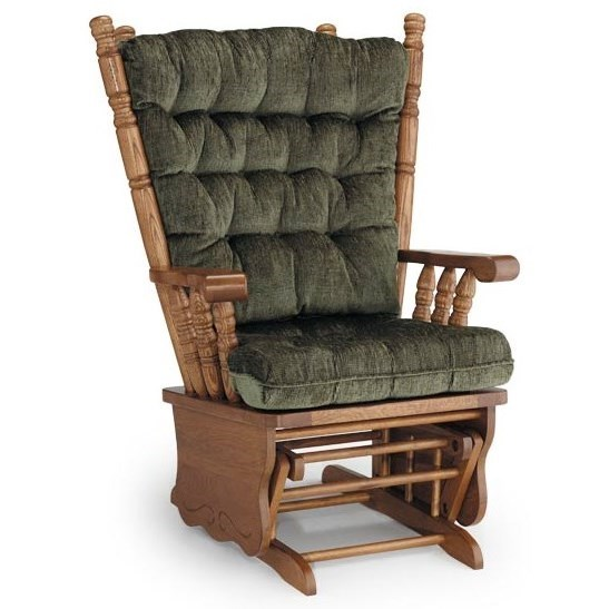 Giselle Glider Rocker by Best Home Furnishings at Walker's Furniture