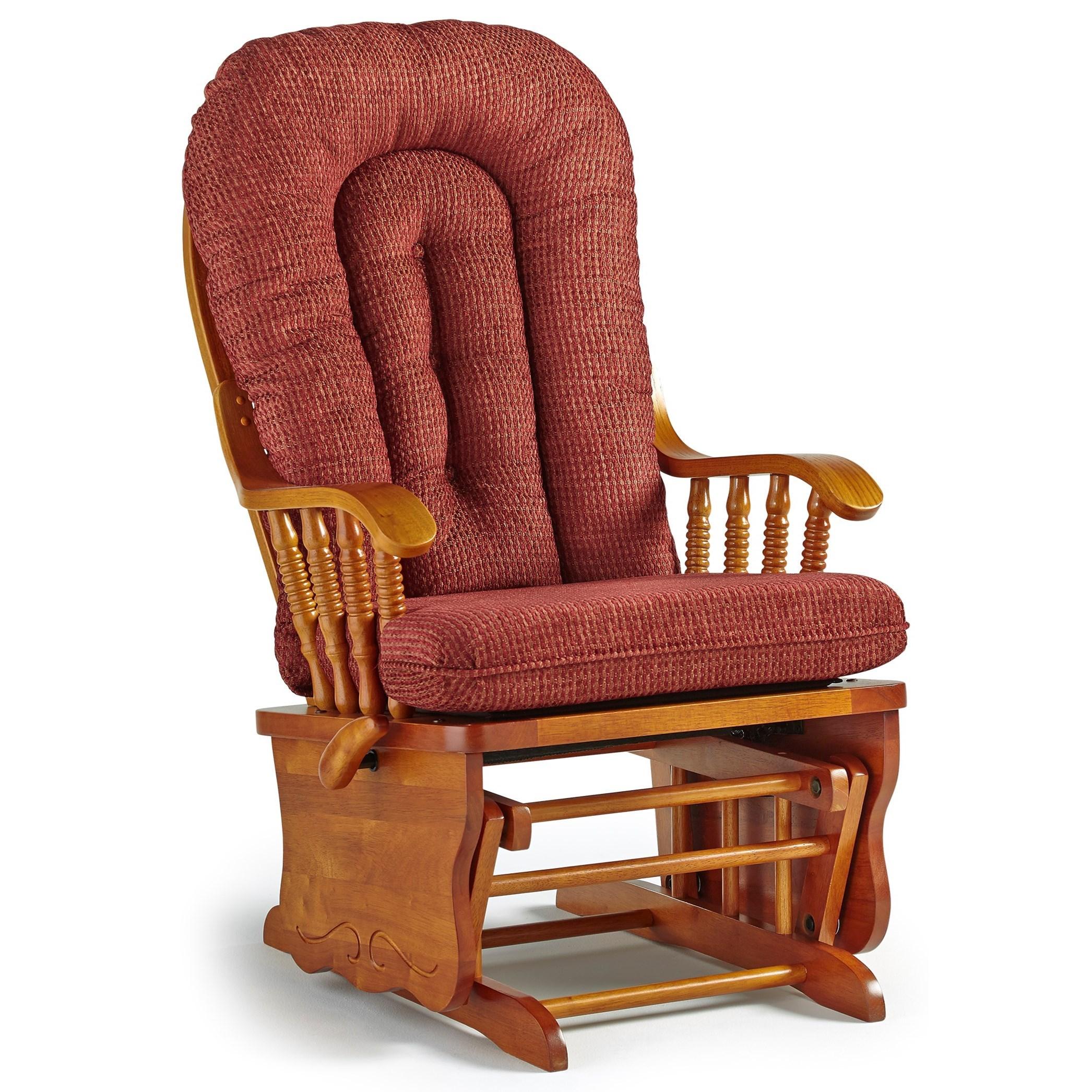 Best home furnishings glider rockers c8890gp 2 sunday for Best home furnishings