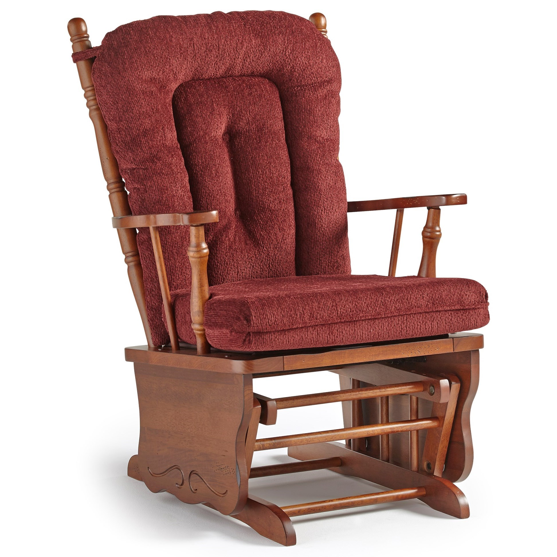 Glider Rockers Knox Glider Rocker by Best Home Furnishings at Baer's Furniture