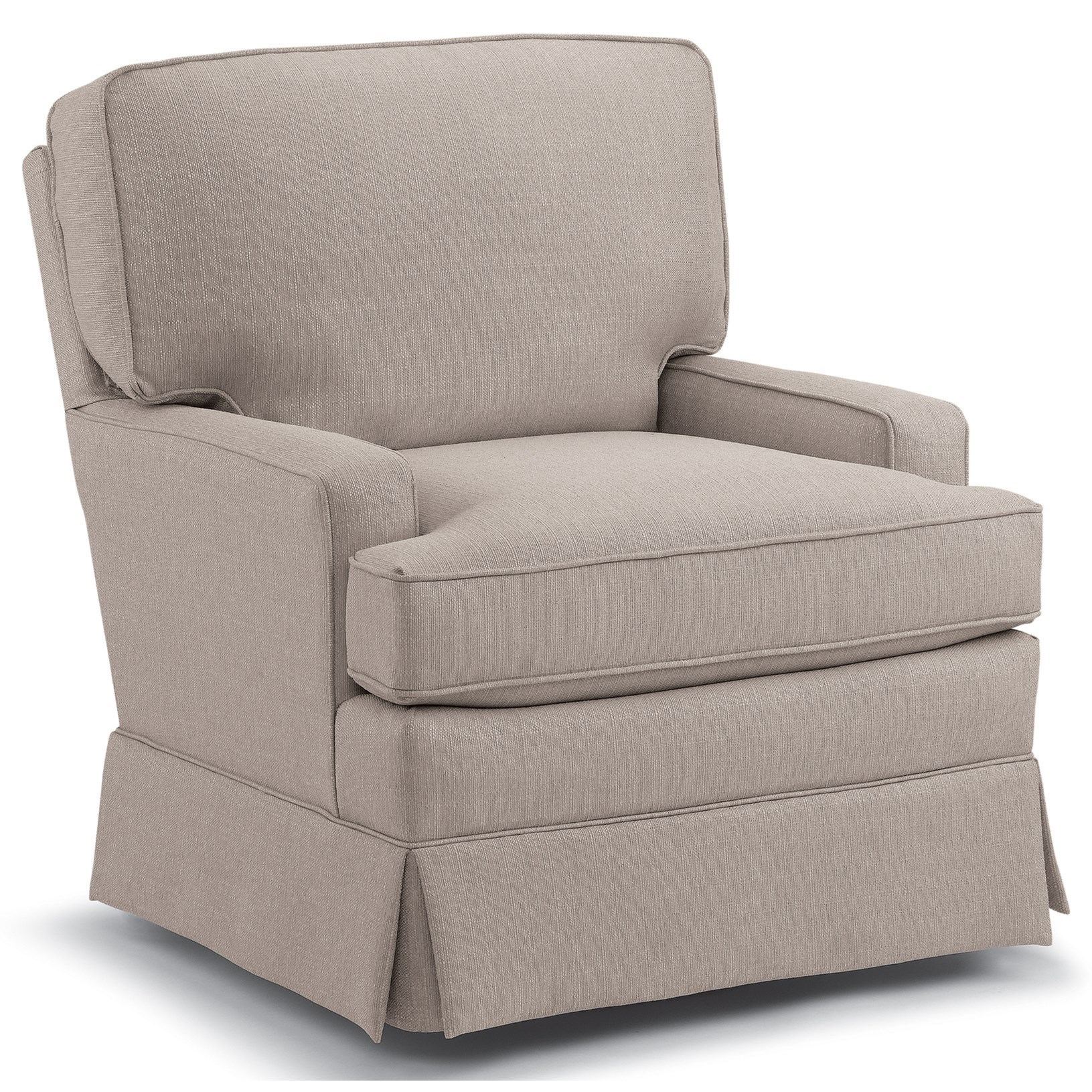 Swivels Rena Swivel Glider by Best Home Furnishings at Walker's Furniture