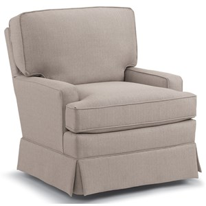 Best Home Furnishings Swivels Rena Swivel Glider