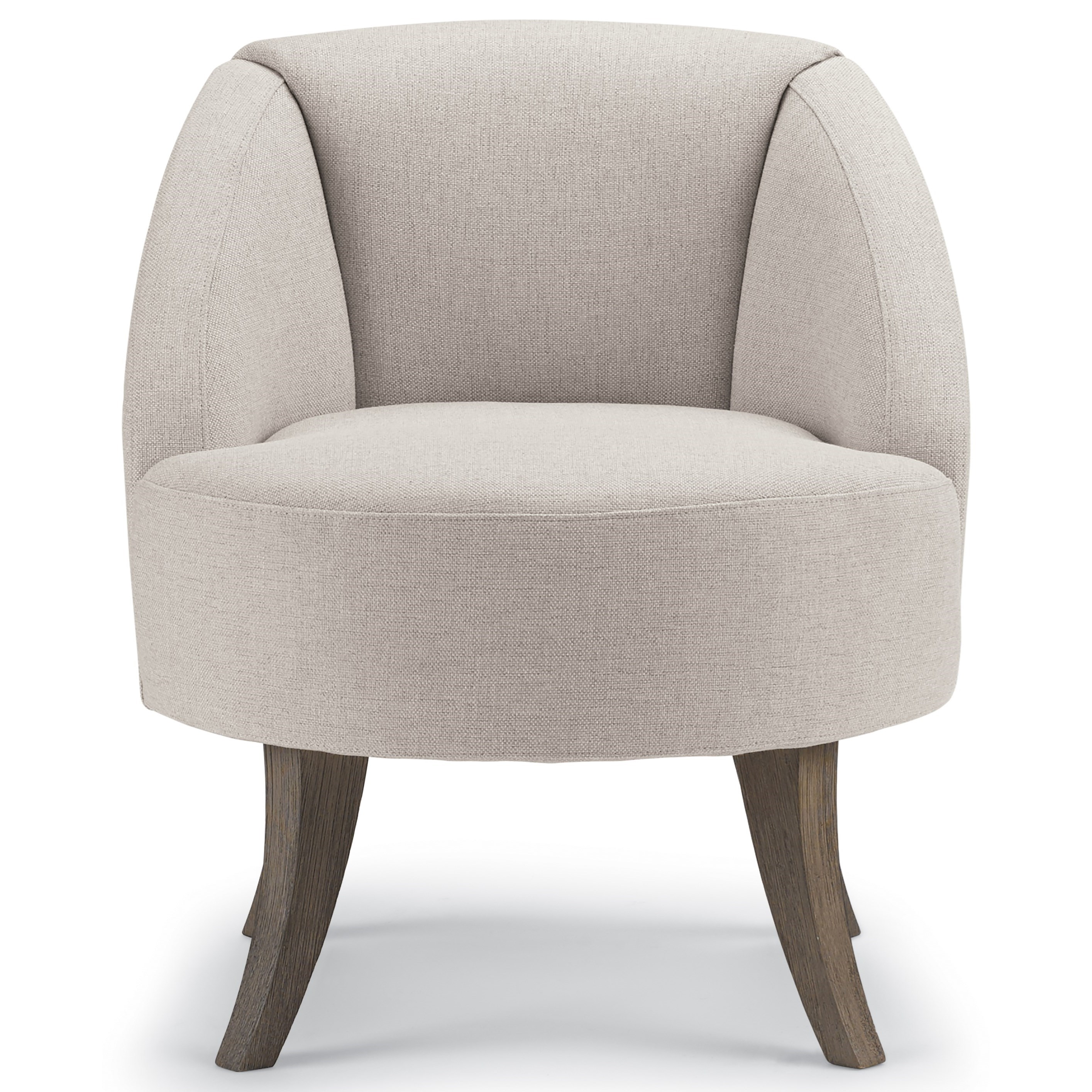 Best Xpress - Hylant Swivel Barrel Chair by Best Home Furnishings at Best Home Furnishings