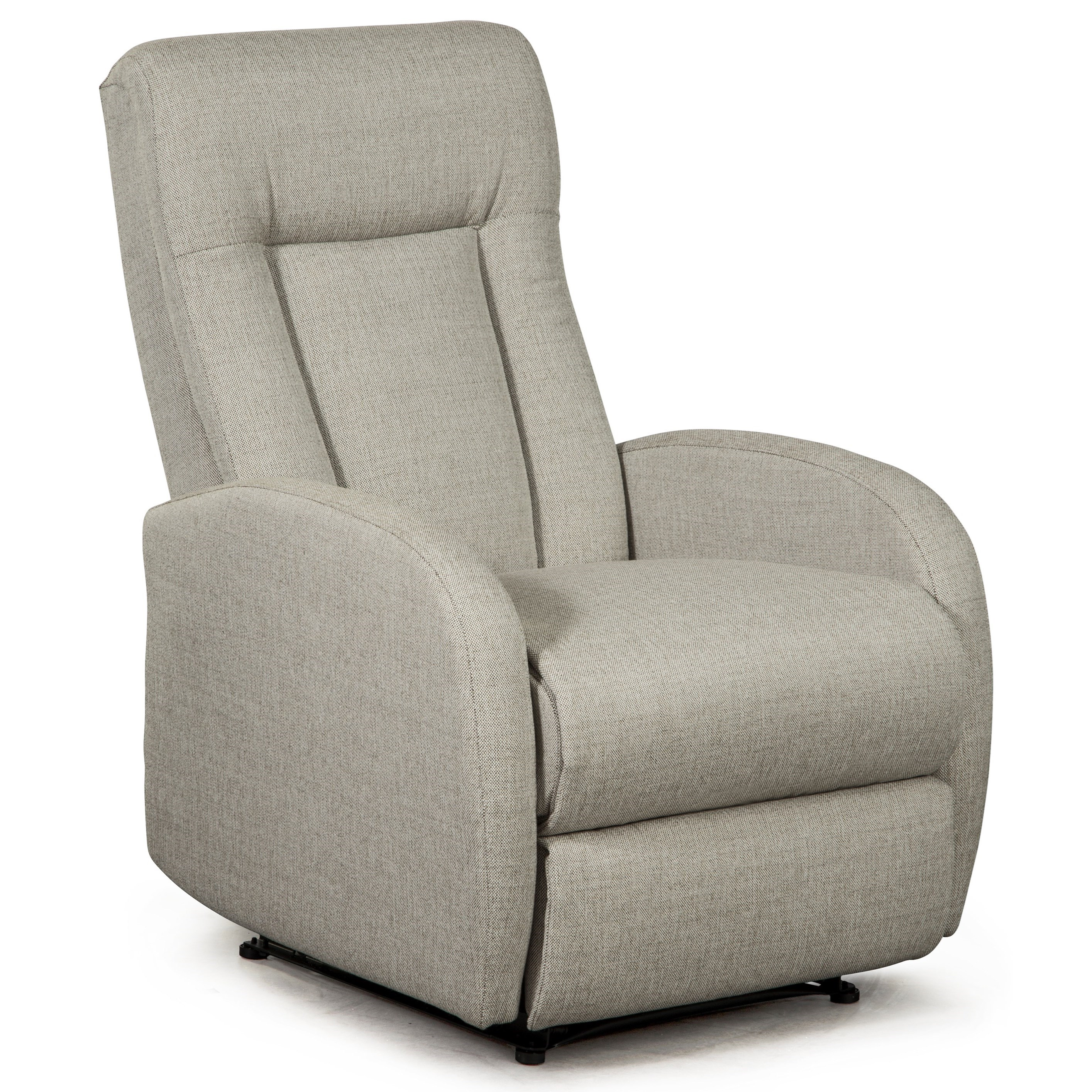 Space Saver Recliner w/ Inside Handle