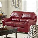 Best Home Furnishings Birkett Stationary Loveseat - Item Number: L76EL