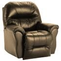 Best Home Furnishings Sparta Power Rocking Recliner - Item Number: 8NP17-CROWLEY