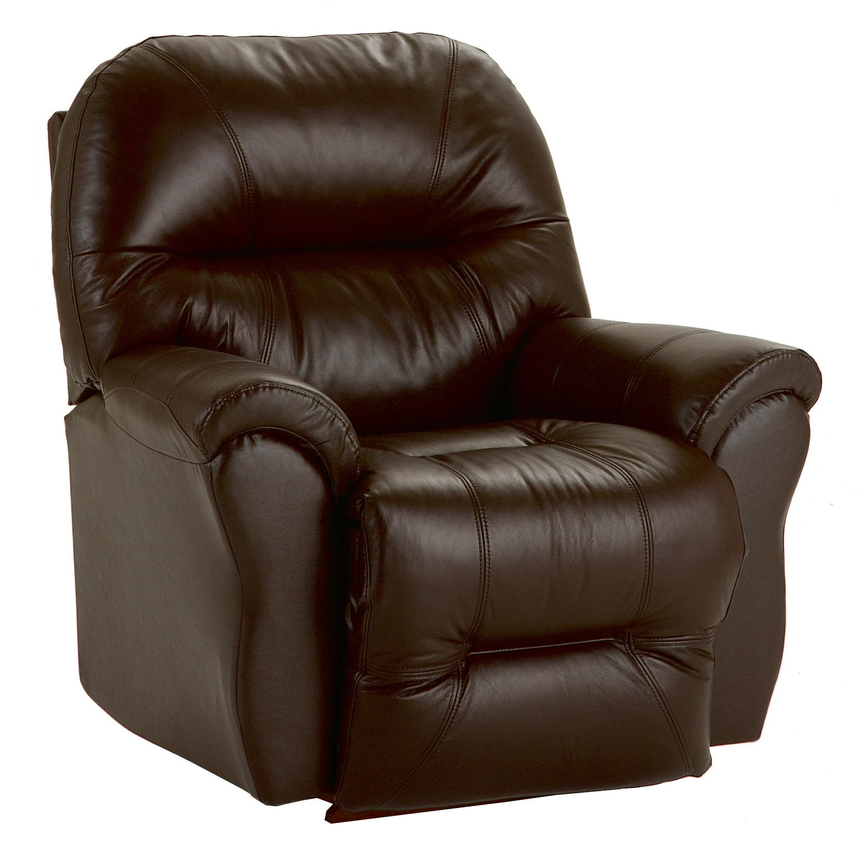 Best Home Furnishings Bodie Recliner - Item Number: 8NW14-L