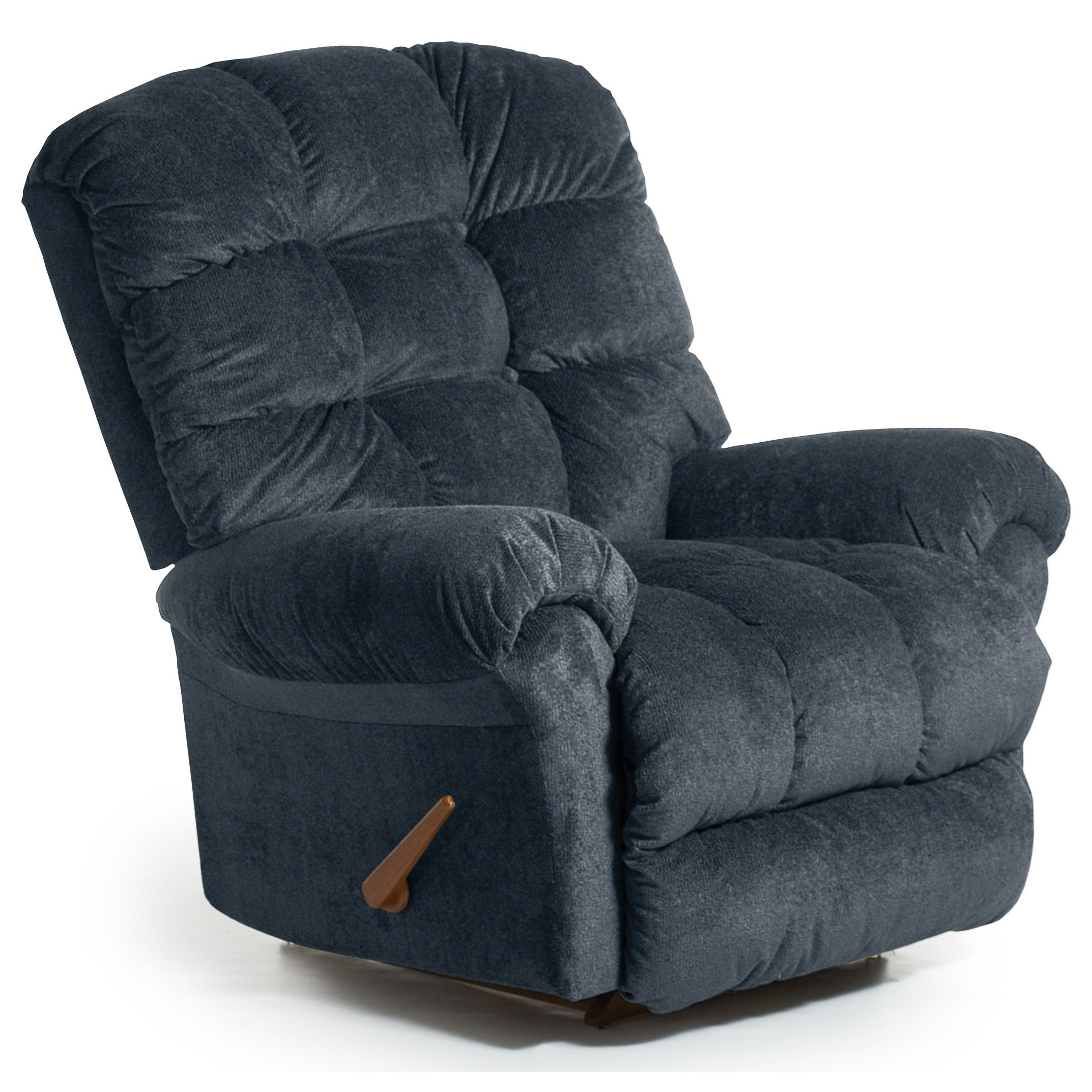 Recliners - BodyRest BodyRest Rocker Recliner by Best Home Furnishings at Best Home Furnishings