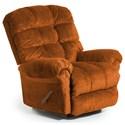 Best Home Furnishings Recliners - BodyRest Denton BodyRest Rocker Recliner - Item Number: -1207714424-20134