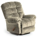 Best Home Furnishings Recliners - BodyRest Denton BodyRest Rocker Recliner - Item Number: -1207714424-21567