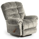 Best Home Furnishings Recliners - BodyRest Denton BodyRest Rocker Recliner - Item Number: -1207714424-21607