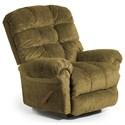Best Home Furnishings Recliners - BodyRest Denton BodyRest Rocker Recliner - Item Number: -1207714424-21709
