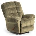 Best Home Furnishings Recliners - BodyRest Denton BodyRest Rocker Recliner - Item Number: -1207714424-21747