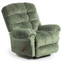 Best Home Furnishings Recliners - BodyRest Denton BodyRest Rocker Recliner - Item Number: -1207714424-21922
