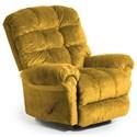 Best Home Furnishings Recliners - BodyRest Denton BodyRest Rocker Recliner - Item Number: -1207714424-22175