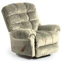 Best Home Furnishings Recliners - BodyRest Denton BodyRest Rocker Recliner - Item Number: -1207714424-22177