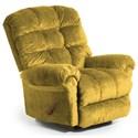 Best Home Furnishings Recliners - BodyRest Denton BodyRest Rocker Recliner - Item Number: -1207714424-23165