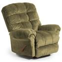 Best Home Furnishings Recliners - BodyRest Denton BodyRest Rocker Recliner - Item Number: -1207714424-23167