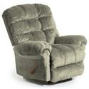 Best Home Furnishings Recliners - BodyRest Denton BodyRest Rocker Recliner - Item Number: -1207714424-24582