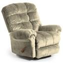 Best Home Furnishings Recliners - BodyRest Denton BodyRest Rocker Recliner - Item Number: -1207714424-24697C