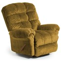 Best Home Furnishings Recliners - BodyRest Denton BodyRest Rocker Recliner - Item Number: -1207714424-25725