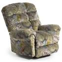 Best Home Furnishings Recliners - BodyRest Denton BodyRest Rocker Recliner - Item Number: -1207714424-26989