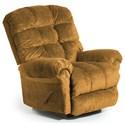Best Home Furnishings Recliners - BodyRest Denton BodyRest Rocker Recliner - Item Number: -1207714424-27815