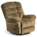 Best Home Furnishings Recliners - BodyRest Denton BodyRest Rocker Recliner - Item Number: -1207714424-27819