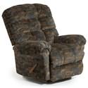 Best Home Furnishings Recliners - BodyRest Denton BodyRest Rocker Recliner - Item Number: -1207714424-27909