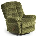 Best Home Furnishings Recliners - BodyRest Denton BodyRest Rocker Recliner - Item Number: -1207714424-28421