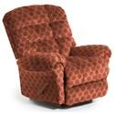 Best Home Furnishings Recliners - BodyRest Denton BodyRest Rocker Recliner - Item Number: -1207714424-28424