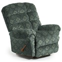 Best Home Furnishings Recliners - BodyRest Denton BodyRest Rocker Recliner - Item Number: -1207714424-28652