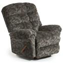 Best Home Furnishings Recliners - BodyRest Denton BodyRest Rocker Recliner - Item Number: -1207714424-28823
