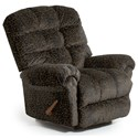 Best Home Furnishings Recliners - BodyRest Denton BodyRest Rocker Recliner - Item Number: -1207714424-29913