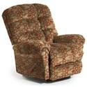 Best Home Furnishings Recliners - BodyRest Denton BodyRest Rocker Recliner - Item Number: -1207714424-30564