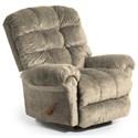 Best Home Furnishings Recliners - BodyRest Denton BodyRest Rocker Recliner - Item Number: -1207714424-31037