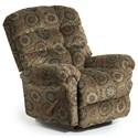 Best Home Furnishings Recliners - BodyRest Denton BodyRest Rocker Recliner - Item Number: -1207714424-31223