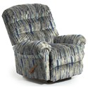 Best Home Furnishings Recliners - BodyRest Denton BodyRest Rocker Recliner - Item Number: -1207714424-31322