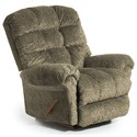 Best Home Furnishings Recliners - BodyRest Denton BodyRest Rocker Recliner - Item Number: -1207714424-31689