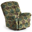 Best Home Furnishings Recliners - BodyRest Denton BodyRest Rocker Recliner - Item Number: -1207714424-31747