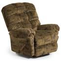 Best Home Furnishings Recliners - BodyRest Denton BodyRest Rocker Recliner - Item Number: -1207714424-31767
