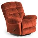 Best Home Furnishings Recliners - BodyRest Denton BodyRest Rocker Recliner - Item Number: -1207714424-33014