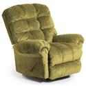 Best Home Furnishings Recliners - BodyRest Denton BodyRest Rocker Recliner - Item Number: -1207714424-33041