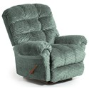 Best Home Furnishings Recliners - BodyRest Denton BodyRest Rocker Recliner - Item Number: -1207714424-33542A