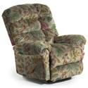 Best Home Furnishings Recliners - BodyRest Denton BodyRest Rocker Recliner - Item Number: -1207714424-34389