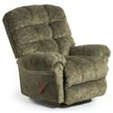 Best Home Furnishings Recliners - BodyRest Denton BodyRest Rocker Recliner - Item Number: -1207714424-34412